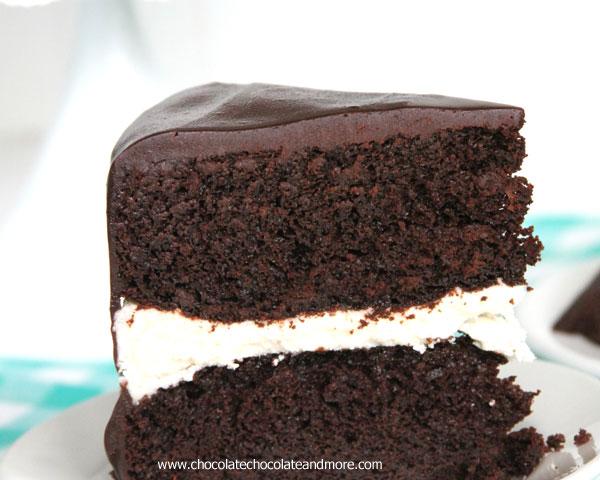 Famous Moist Chocolate Cake Recipe